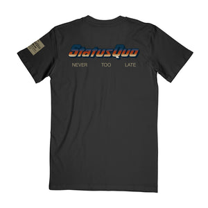 Never Too Late Album Tee