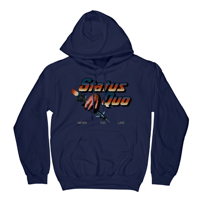 Never Too Late Tour Hoodie