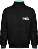 Official Don City Wear Jacket - Black / White / Blue / S - Homme>Vestes & Manteaux