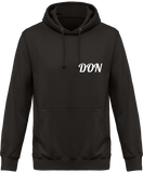 Mens Don Official Hoodie - Storm Grey / Xs - Homme>Sweatshirts