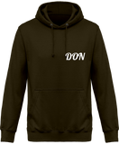 Mens Don Official Hoodie - Olive Green / Xs - Homme>Sweatshirts