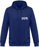 Mens Don Official Hoodie - Royal Blue / Xs - Homme>Sweatshirts