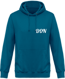 Mens Don Official Hoodie - Sapphire Blue / Xs - Homme>Sweatshirts