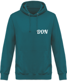 Mens Don Official Hoodie - Deep Sea Blue / Xs - Homme>Sweatshirts
