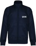 Mens Official Don Windbreaker Jacket - Navy / S - Homme>Vestes & Manteaux