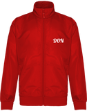 Mens Official Don Windbreaker Jacket - Red / S - Homme>Vestes & Manteaux