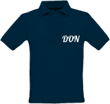 Official Don Polo-Shirt - Kids - Navy / 5/6 Ans - Enfant & Bébé>Polos
