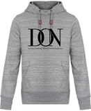 Unisex Official Don Stanley Tell Complex Hoodie - Slub Heather Grey / Xxs - Unisexe>Sweatshirts