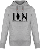 Unisex Official Don Stanley Tell Complex Hoodie - Heather Grey / Xxs - Unisexe>Sweatshirts