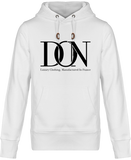 Unisex Official Don Stanley Tell Complex Hoodie - White / Xs - Unisexe>Sweatshirts