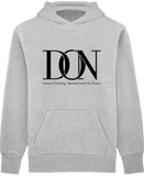 Unisex Official Don Stanley Ranch Complex Kangaroo Hoodie - Heather Grey / Xs - Unisexe>Sweatshirts