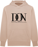 Unisex Official Don Stanley Ranch Complex Kangaroo Hoodie - Faded Nude / Xs - Unisexe>Sweatshirts