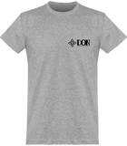 Mens Official Don Signature T-Shirt - Sport Grey / Xs - Homme>Tee-Shirts