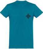 Mens Official Don Signature Plain T-Shirt - Atoll / Xs - Homme>Tee-Shirts