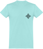 Mens Official Don Signature Plain T-Shirt - Turquoise / Xs - Homme>Tee-Shirts