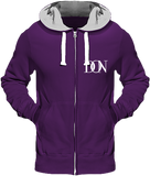 Mens Official Don Heavyweight Signature Jacket - Purple / S - Homme>Sweatshirts