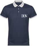 Mens Official Don Polo Piqué Signature Polo-Shirt - Navy / White / Xs - Homme>Vêtements De Sport