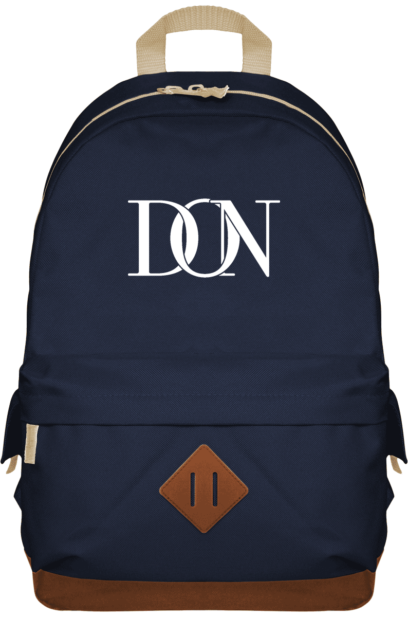 Unisex Official Don Stanley-Tell Signature Backpack - French Navy / Tu - Accessoires & Casquettes>Sacs