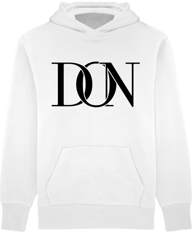 Womens Official Don Signature Stanley Ranch Hoodie - White / Xs - Unisexe>Sweatshirts