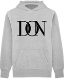 Womens Official Don Signature Stanley Ranch Hoodie - Heather Grey / Xs - Unisexe>Sweatshirts