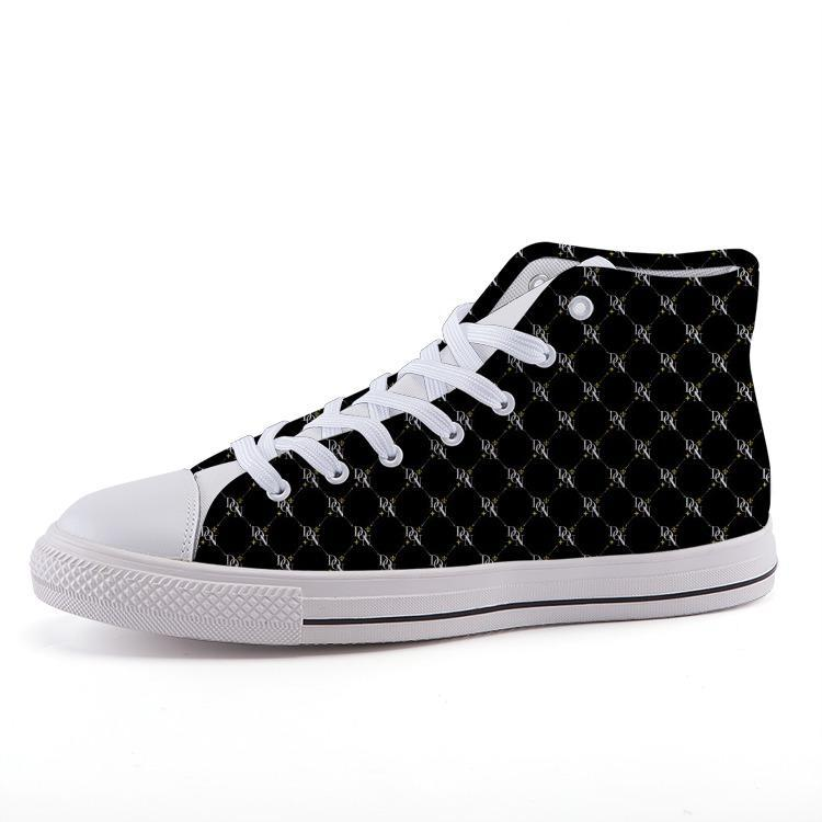 Official DON Signature Print High-Tops