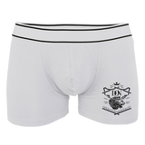 Light Gray Boxershort Kariban Men