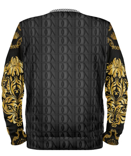 Mens Official Don Plutus Signature Sweatshirt