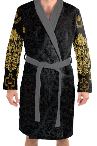 Mens Official Don Wealth Gown