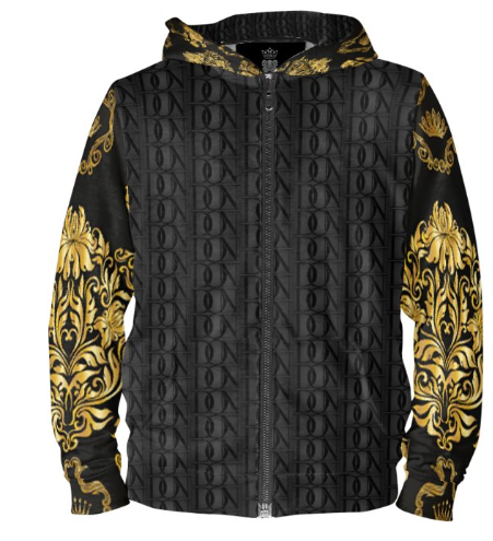 Official Don Unisex Plutus Signature Jacket