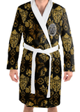 Official Don Loyalty Over Royalty Dressing-Gown