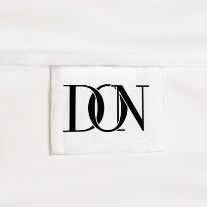 Official Don Signature Wealth Zipped Hoodie