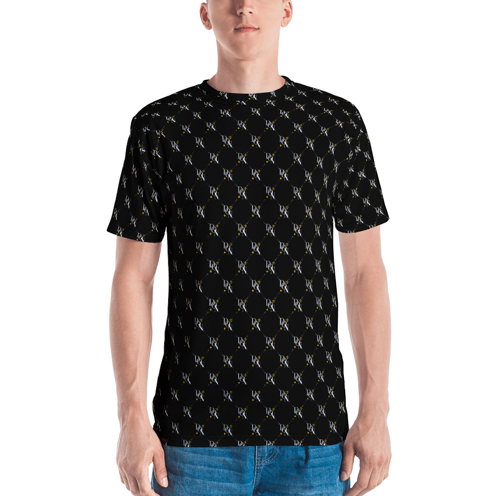 Official DON Men's Signature Pattern T-Shirt