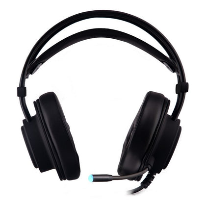 Gaming Headset with Microphone CoolBox DG-AUR-01 Black - var deals