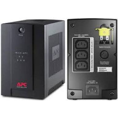 BR500CI-AS New APC Back-UPS RS 500, 230V without auto shutdown software, ASEAN - var deals