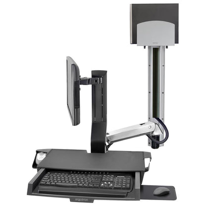 SV COMBO ARM, WORKSURFACE, PRE-CONFIGURATION, MEDIUM CPU HOLDER, INCLUDE PAN FUNCTION, POLISHED. - var deals