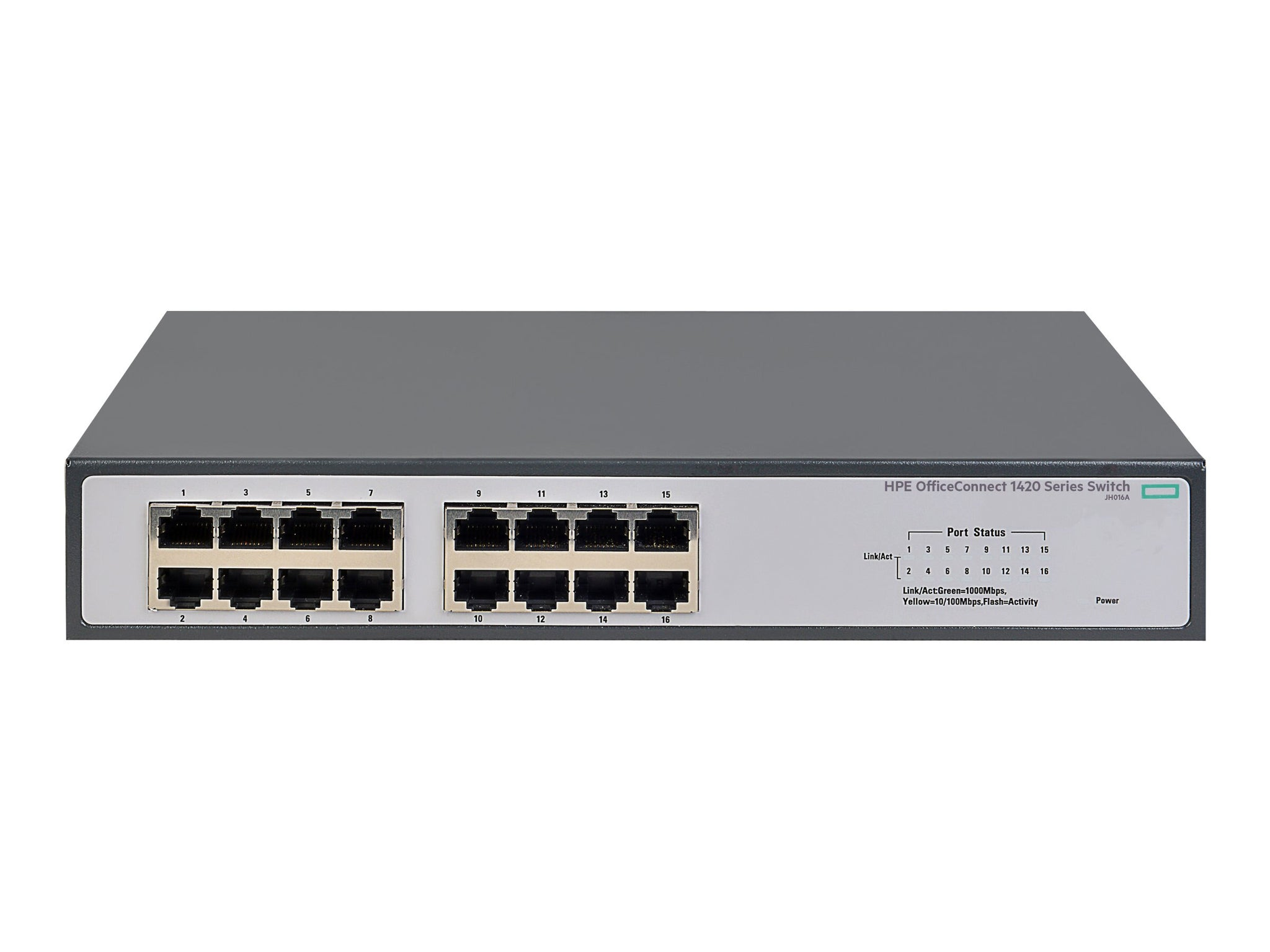 JH016A New HPE  1420-16G Switch - var deals