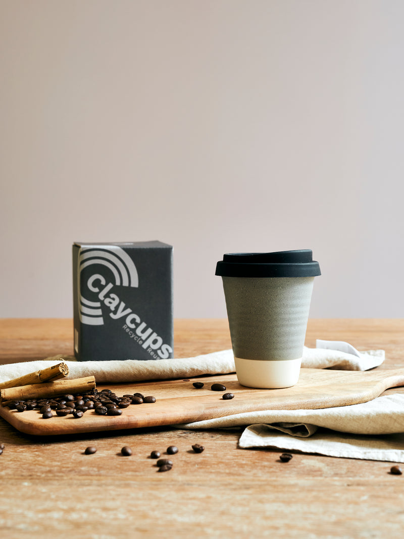 Claycups Eco Coffee Cups