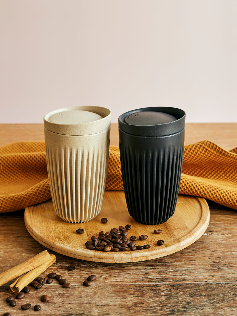 The HuskeeCup Eco Coffee Cup
