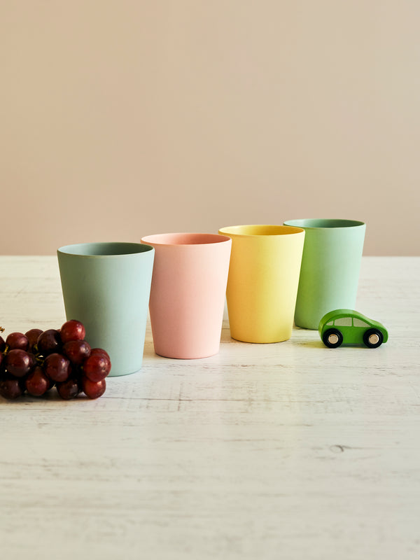 Children's Bamboo Cups