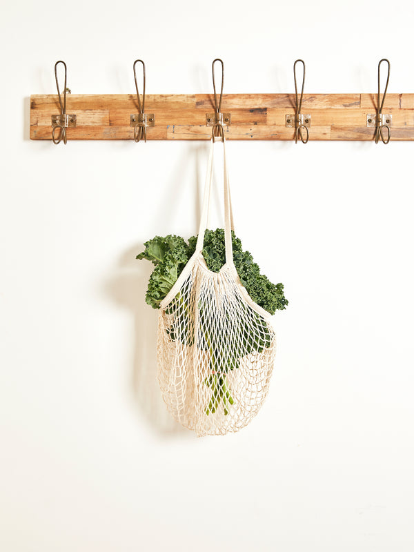 Cotton Mesh Market Bags