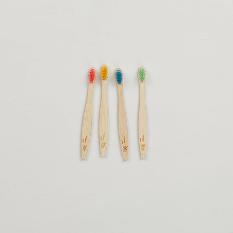Children's Bamboo Toothbrushes