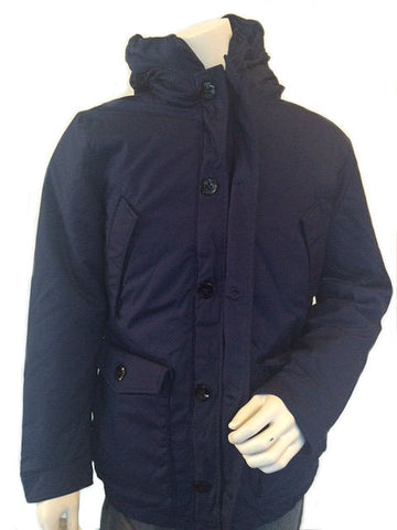 Chick City Down Parka Navy