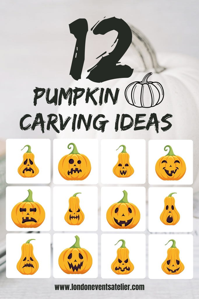 Pumpkin carving suggestions and ideas for spooky Halloween party in 2021