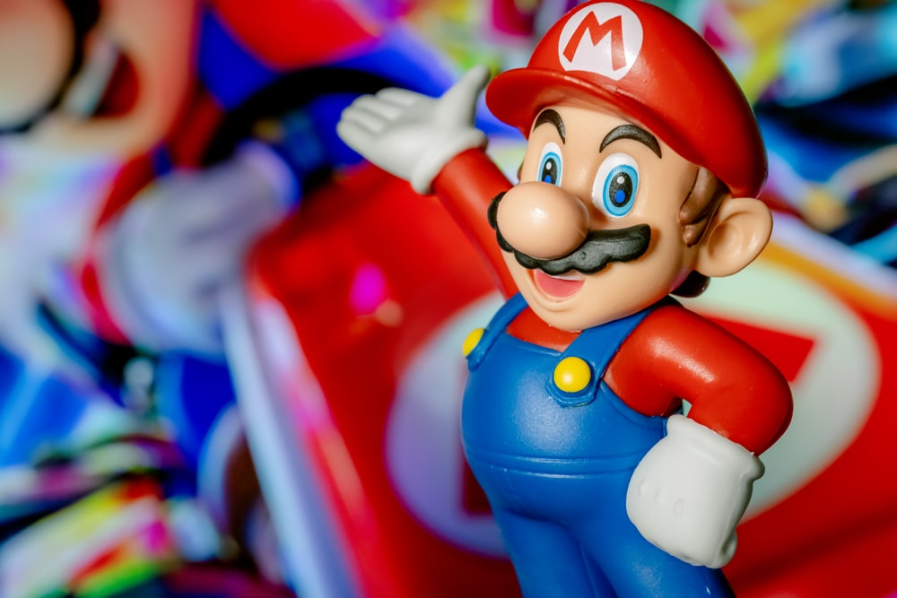 Super Mario  party bag fillers and favours for pre-filled frozen party bag toys, sweets, stationary set, pencils, puzzle book, activity book, colouring book, pinball game, rubic cube, favours and fillers.