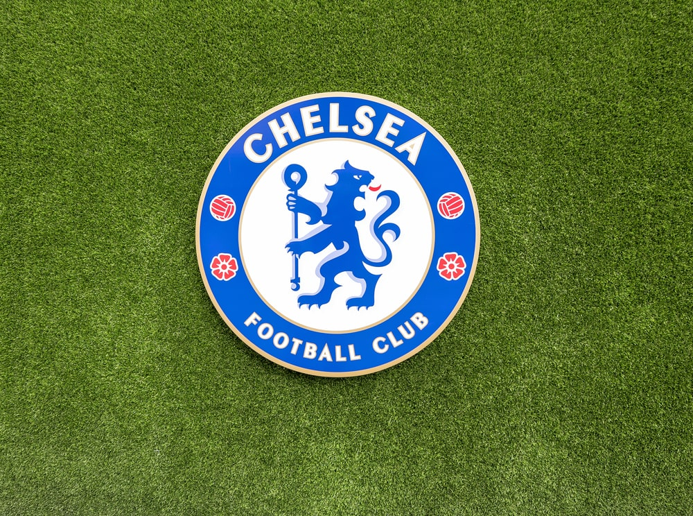 Football themed kids party decor backdrop Chelsea Fc themed birthday party decorations.