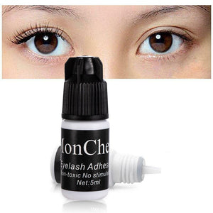 Eyelash Extension Glue Strong Adhesive For Semi Permanent Lash Fast Drying Powerful Eyelash Extensions Adhesive colle faux cil