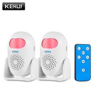 KERUI M120 Smart Home Security Alarm 110db PIR Alert Infrared Anti-theft Motion Detector Garage Monitor Wireless Alarm System