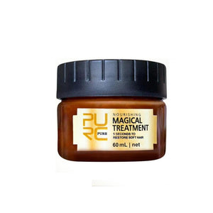 Magical Treatment Hair Mask 5 Seconds Repair Damage Restore Nutritious Moisturizing Supple Soft Hair Conditioner Scalp Treatment