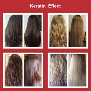 PURC 8% formalin keratin Brazil Keratin Treatment 100ml purifying shampoo hair care make hair straightening smoothing shinning