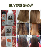 Load image into Gallery viewer, PURC 8% formalin keratin Brazil Keratin Treatment 100ml purifying shampoo hair care make hair straightening smoothing shinning